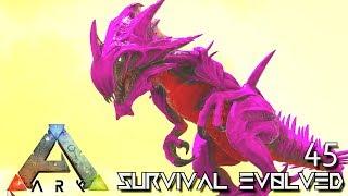 Download ARK: SURVIVAL EVOLVED: REAPER KING & YETI TAMING E45 !!! ( ARK EXTINCTION CORE MODDED ) Video