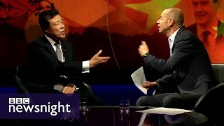 Download China's ambassador to UK on trade, democracy and human rights - Newsnight Video