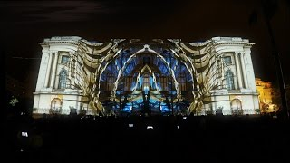 Download Projection Mapping on National Museum of Art Bucharest - Spotlight Festival 2017 Video