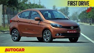 Download Tata Tigor | First Drive | Autocar India Video