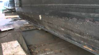Download Overplating a Narrowboat 4 Video