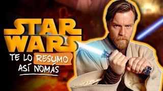Download Star Wars, Episodios I, II y III | Te Lo Resumo Así Nomás #43 Video