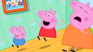 Download Peppa Pig Official Channel | Peppa Pig Visits Madame Gazelle's House! Video