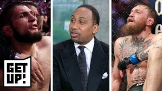 Download Stephen A. downplays the Conor McGregor-Khabib UFC 229 post-fight brawl | Get Up! Video