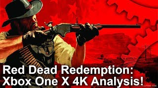 Download [4K] Red Dead Redemption on Xbox One X - The 4K Remaster You've Been Waiting For! Video