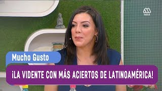 Download ¡Deseret Tavares la vidente con más aciertos de Latinoamérica! - Mucho Gusto 2017 Video