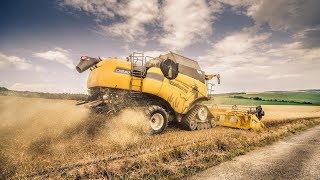 Download Žně 2018 s technikou AGROTEC Group (New Holland, Case IH, Iveco) Video