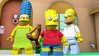 Download LEGO Dimensions - Simpsons World 100% Guide (All Collectibles) Video