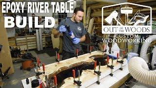 Download Epoxy River Table!! | Woodworking How-To Video