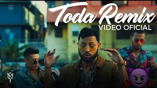 Download Alex Rose - Toda (Remix) Ft. Cazzu, Lenny Tavarez, Lyanno & Rauw Alejandro (Video Oficial) Video