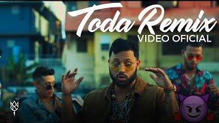 Download Alex Rose - Toda (Remix) Ft. Cazzu, Lenny Tavarez, Lyanno & Rauw Alejandro (Video Oficial) Video