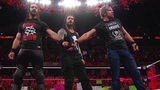 Download The Shield Reunites! WWE Raw Reaction | Fightful Podcast (10/9): Braun Strowman, Much More Video