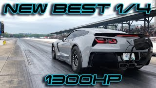 Download The C7 makes the most power EVER and runs its quickest pass EVER! Video