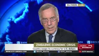 Download Steve Hanke on how Zimbabwe's economy ended up in such a mess Video