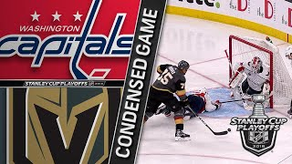 Download 05/28/18 Cup Final, Gm1: Capitals @ Golden Knights Video