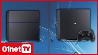 Download PS4 Pro vs PS4 : les principales différences Video