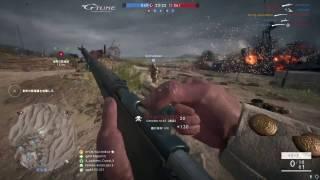 Download 【BF1】負けチームに途中参加して一緒に大逆転するスナイパー【実況】 Video