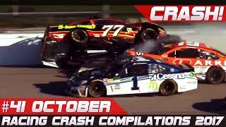 Download Racing Crash Compilation Week 41 October 2017 | RACINGFAIL Video