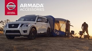 Download 2017 Nissan Armada Accessories | Expand The Possibilities Video