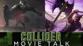 Download New Black Panther and Thor: Ragnarok Concept Art - Collider Movie Talk Video