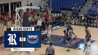 Download Rice vs. FAU Basketball Highlights (2018-19) | Stadium Video