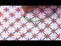 Download Hand Embroidery,Nakshi Kantha Stitch Tutorial,নকশী কাথা সেলাই,নকশী কাথার ডিজাইন,मोक्ष की डिजाइन Video