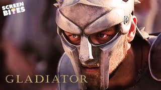 Download Gladiator | His Name Is Maximus! | Russell Crowe and Joaquin Phoenix Video