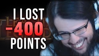 Download Imaqtpie - I DROPPED 400LP IN CHALLENGER LMAO Video