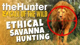 Download Ethical Savanna Hunting - Lion King - TheHunter Call of the Wild Video