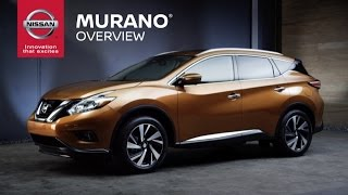 Download 2016 Nissan Murano Features Overview Video