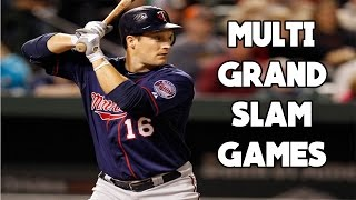 Download MLB | One Person, Two Grand Slams, One Game. Video