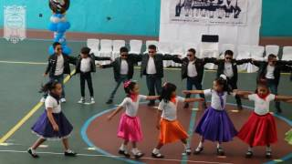 Download Clausura Preescolar 2014 - 2016 - ″Rock and Roll″ Video