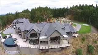 Download 6720 Willis Point Road. Victoria's Finest Luxury Estate with helipad. Video