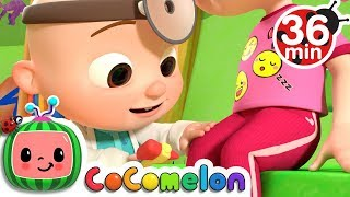 Download The Doctor Checkup Song + More Nursery Rhymes & Kids Songs - CoCoMelon Video