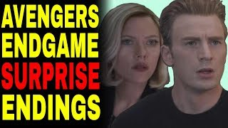 Download 5 Avengers Endgame Endings That Will BLOW You AWAY! Video