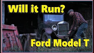 Download Will it Run? Episode 23: 1926 Ford Model T! First start in 50 years... Video