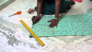 Download Nighty (Night dress) cutting procedure in telugu Video