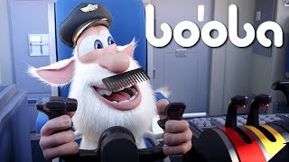 Download Booba - ep #29 - The Pilot ✈️ - Funny cartoons for kids - Booba ToonsTV Video