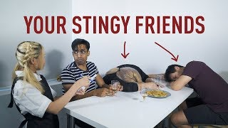 Download Your Stingy Friends Video