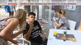 Download Periferia di Roma: convivere quasi impossibile tra italiani e musulmani Video