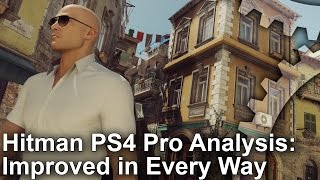 Download [4K] Hitman PS4 Pro vs PS4: Improved in Every Way Video