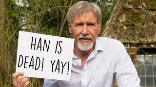 Download Why Does Harrison Ford Hate Han Solo? (Re-upload) Video