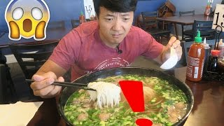 Download The MASSIVE Pho Noodle Soup Challenge!!! Video
