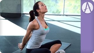 Download Upper Body Dynamic STRETCHING | Autumn Fitness Video