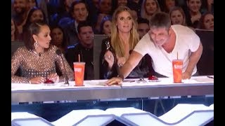 Download Deaf Singer Gets Simon Cowell's GOLDEN BUZZER | Week 2 | America's Got Talent 2017 Video