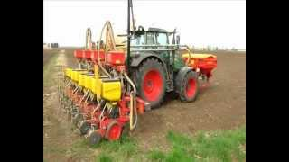 Download Agriteam - Best of corn seeding 2012 with Fendt & Matermacc Video
