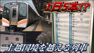 Download 【1日5本⁉】上越線の長岡行に乗ってきた Video