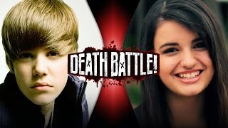 Download DEATH BATTLE! - Justin Bieber VS Rebecca Black | DEATH BATTLE! Video