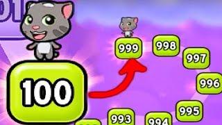 Download Говорящий котик ТОМ выпил много зелий маленький котенок весёлый мультик для детей #УШАСТИК KIDS Video