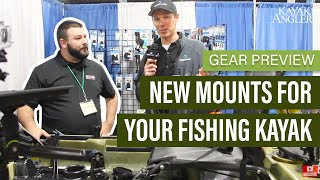 Download New Mounts for Your Fishing Kayak Video